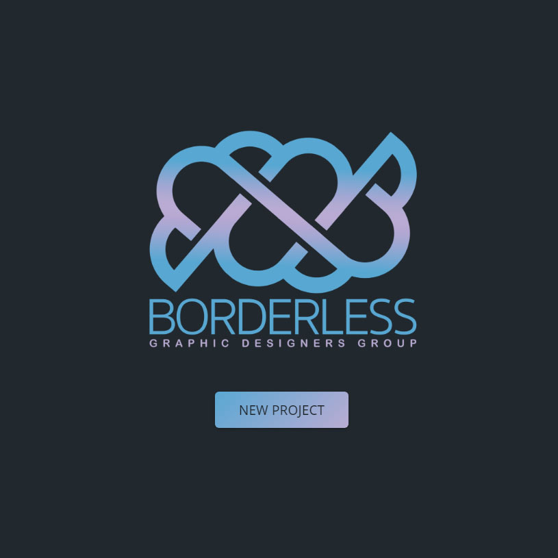 Borderless Graphic Designers Group / Canada