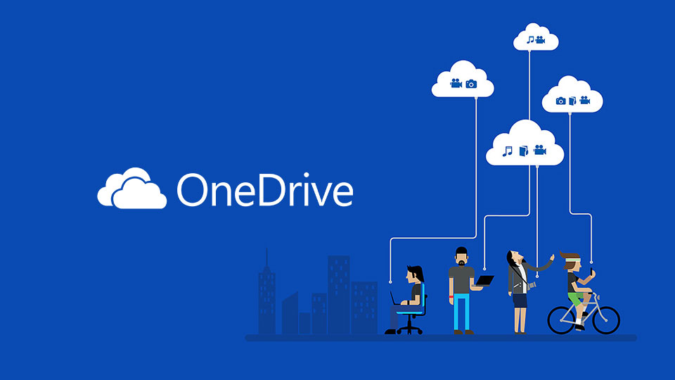 OneDrive w ramach Office 365